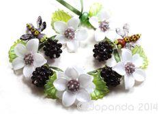 Blackberry Blossom Dragonfly - Jopanda