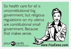 health care hypocrisy