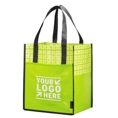 Laminated Non-Woven Big Grocery Tote. Attention 's See Cool Promo Gifts ideas for of great ideas Promo Gifts, Promotional Giveaways, Branded Gifts, Non Profit, Corporate Gifts, Gym Bag, Swag, Branding, Marketing