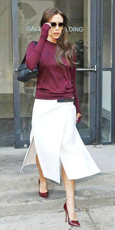 Bordô é uma das cores que vai invadir o guarda-roupa de inverno e Gloria Kalil comenta como usar | Chic - Gloria Kalil: Moda, Beleza, Cultura e Comportamento