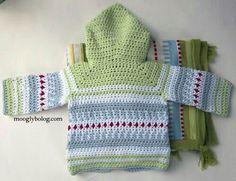 Colete de croch para o menino crochet pour enfants pinterest sven sweater the perfect crochet baby cardigan fandeluxe Image collections