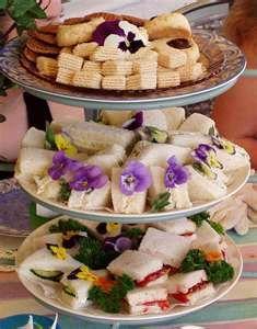 Classic Victorian Estate Inn: High Tea at Classic Victorian Estate Inn