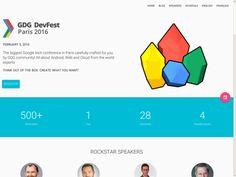 DevFest Paris 2016