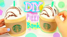 Hey girl hey! Welcome back I missed you guys! Today I have a DIY Piggy Bank video for you! It is a Starbucks Piggy Bank! I hope you enjoyed this video! If yo...