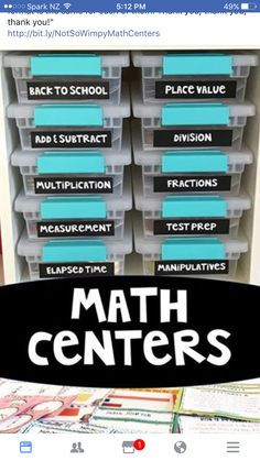 Task Shakti - A Earn Get Problem These Third Grade Math Centers Cover Almost Every Single Grade Standard Perfect For Guided Math There Are Centers Included For Multiplication, Division, Area And Perimeter, Elapsed Time, Fractions And So Much Fourth Grade Math, 3rd Grade Classroom, Second Grade Math, Math Classroom, Grade 3, Future Classroom, Third Grade Science, Classroom Projects, Classroom Ideas