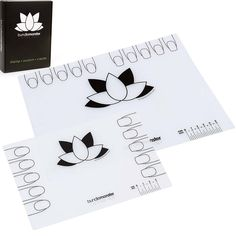 BMC 2pk Silicone Nail Art Decal Maker Workspace Sheet - Lotus Mat: Go and Mini >>> More info could be found at the image url.