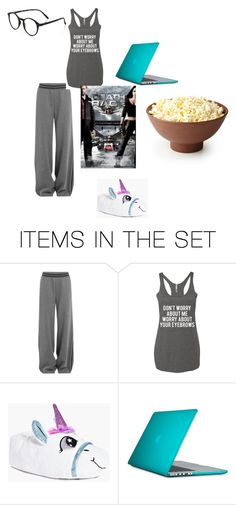 """my day off from school is going great"" by giggly-taco ❤ liked on Polyvore featuring art"