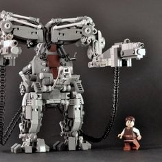 Matrix LEGO