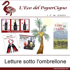 Papercigno by Le Manzane - Letture sotto l'ombrellone