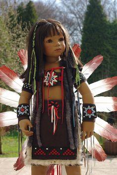 3337277767_b527fc2e27_b | Flickr - Photo Sharing! Annette Himstedt dolls