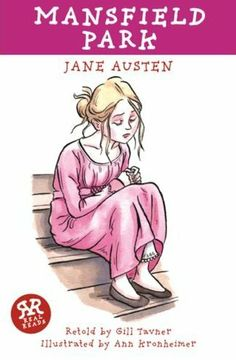 Mansfield Park, by Jane Austen, Published by RealReads in 2008.
