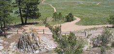 Florissant Fossil Beds - National Monument | Florissant, Colorado