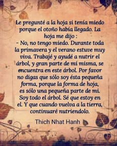 Thich Nhat Hanh, Decir No, Motivational Quotes, Parts Of The Mass