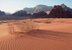 """Wadi Rum - Hij hijst zijn thaub op en vist hij een mobiel te voorschijn. """"El Moederaap Gaal good!"""" Ja beaam ik """"Moederaap Gaal very...Nomad & villager http://www.nomadandvillager.com/bestemmingen/de-moederaap-van-wadi-rum/"""