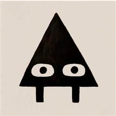 Triangle by Mac Barnett. Illustrated by Jon Klassen - Multi-award-winning, New York Times best-selling duo Mac Barnett and Jon Klassen conspire again on a slyly funny tale about some very sneaky shapes. #PictureBook #Fiction #Humor #ShapesandSizes