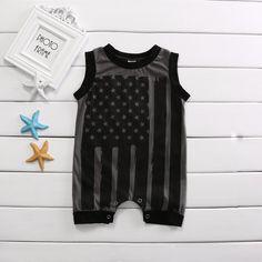38517604e831 Abraham patriotic Jumpers. Baby Boy DressBaby ...
