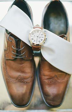 His details matter too. Wedding | Tampa Weddings | Florida Weddings | Groom Fashion | Epicurean Hotel