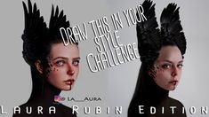 Draw this in your Style Laura Rubin | 2019 Composite Photography Speed E...