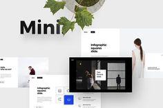 MINI Powerpoint Template - Presentations - 1