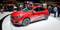 Rodzina Tipo powiększa się o 5-drzwiowego hatchbacka, zaprezentowanego na #GVAMotorshow