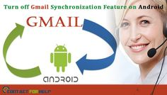 How to Turn off Gmail Synchronization Feature on Android