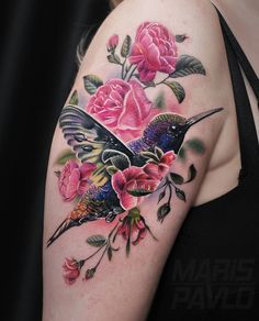 64 New Ideas realistic bird tattoo sleeve beautiful Bird Tattoo Sleeves, Nature Tattoo Sleeve, Nature Tattoos, Body Art Tattoos, New Tattoos, Sleeve Tattoos, Girl Tattoos, 4 Tattoo, Shape Tattoo