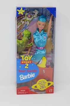 Toy Story Barbie, Toy Story Dolls, New Toy Story, Doll Clothes Barbie, Barbie Toys, Barbie Stuff, Barbie Cartoon, Puppet Toys, Wedding Doll