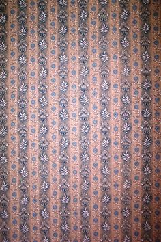 Brown Deco Art--2 yards- Deco print #MarcusBrothers