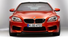 BMW M6 first images