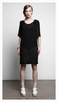 lexi tunic (cotton lace) by juliette hogan