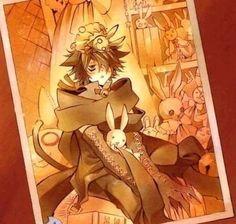 Cheshire Cat pandora heart >w<!!!! : Dek-D.com - Writer