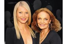 Diane Von Furstenberg has designed an exclusive collection for Gwyneth Paltrow's GOOP; see it here: