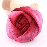 MeiJo's JOY: Free Ribbon Flowers n Bows tutorial - from Gaberibbon!!