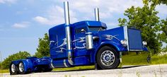 Tricked Out Semi Trucks | 10 Best Custom Big Rig Interiors - The Hog Ring | Auto Upholstery ...