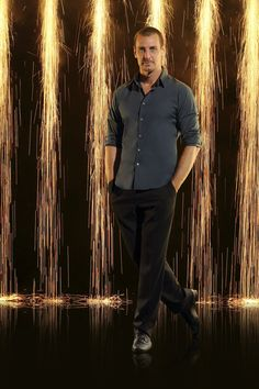 May have to watch this season of dwts 2013!!!! Yum