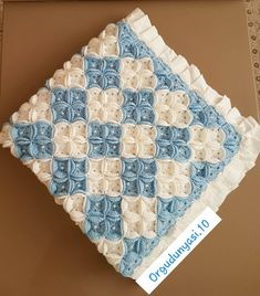 2019 Baby Blanket Models 162 Grain Most Beautiful Specimens Baby Blanket Model 151 - Battaniye Crochet Blanket Patterns, Baby Knitting Patterns, Baby Blanket Crochet, Crochet Stitches, Diy Crafts Crochet, Crochet Projects, Crochet Hat For Beginners, Crochet Bookmarks, Round Loom
