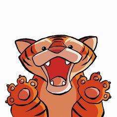 Tiger by Aaron Zenz