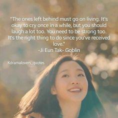 Korea Quotes, Quotes Drama Korea, Korean Drama Quotes, Goblin Korean Drama, Korean Drama List, Korean Drama Movies, K Quotes, Movie Quotes, Goblin Kdrama Quotes