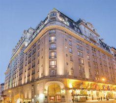 Los 80 años del Alvear Palace, refugio de reyes y príncipes en Buenos Aires - ¡HOLA!