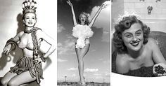 The Most Bizarre Beauty Queens Of The 1950s and '60s. I know it seems odd to put this in my image idea folder, but I want to do an overly stylized shoot of weird beauty pageant winners.