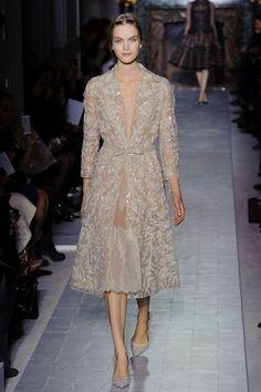 Valentino - París - Mujer - Alta Costura Primavera Verano 2013
