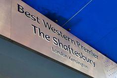 BEST WESTERN PREMIER Shaftesbury Kensington Hotel