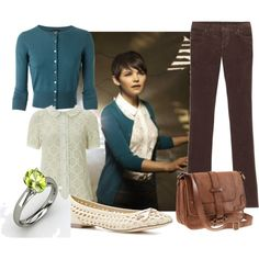 Mary Margaret Blanchard Outfit, created by missmerfaery on Polyvore