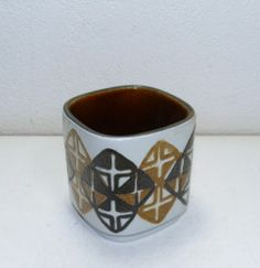 Royal Copenhagen Ellen Malmer Fajance Vase 631 1473   eBay