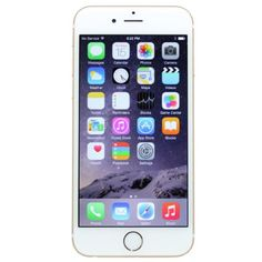 Apple iPhone 6 Plus - - Silver (Unlocked) Smartphone. Unlocked to be used with Any GSM Sim Card. Memory: iPhone 6 isn't just bigger - it's better in every way. Larger, yet thinner. Apple Iphone 6, Buy Apple, Iphone 6s Plus, Iphone 6 16gb, Free Iphone, Iphone Case, Mobiles, Bluetooth, Shopping