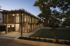 Image 1 of 22 from gallery of French School Cape Town / Kritzinger Architects. Photograph by Adam Letch