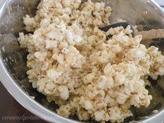 Soft Caramel Popcorn Balls - I used to make popcorn balls with my Grama. Fond memory :)