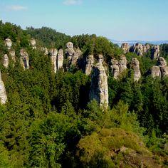 Bohemian Paradise - North Bohemia, Czech Republic