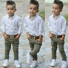 Kids Wear Boys Onlin - January 17 2019 at Outfits Niños, Cute Baby Boy Outfits, Little Boy Outfits, Toddler Boy Outfits, Toddler Boys, Toddler Boy Fashion, Little Boy Fashion, Stylish Boys, Trendy Kids