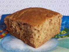 Homemade Applesauce Cake | Amish Recipes Oasis Newsfeatures #cakes #cake #dessert #recipes #food